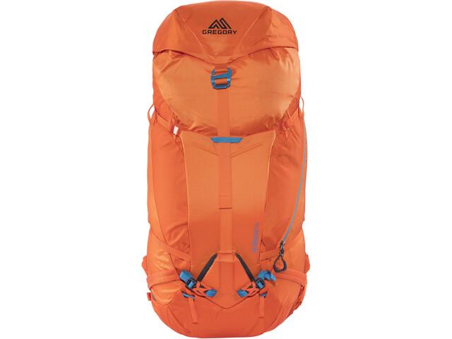 Gregory Alpinisto 50 Sac à dos Taille M, zest orange